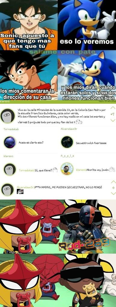 ES REAL, De Verdad Hay Fans Así | El Kokun & El Sanik Tienen Pertas Hacieno Filas - meme