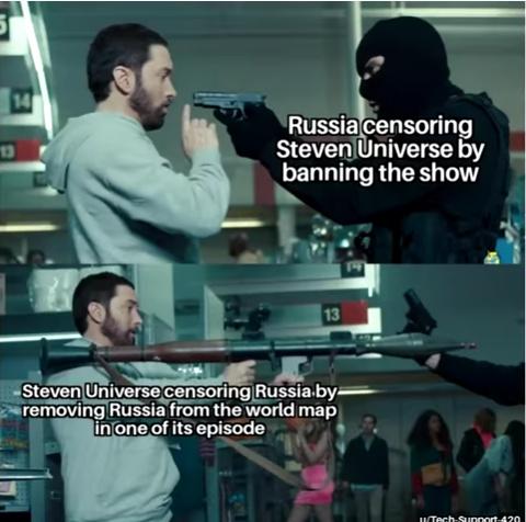 Steven Universe - meme