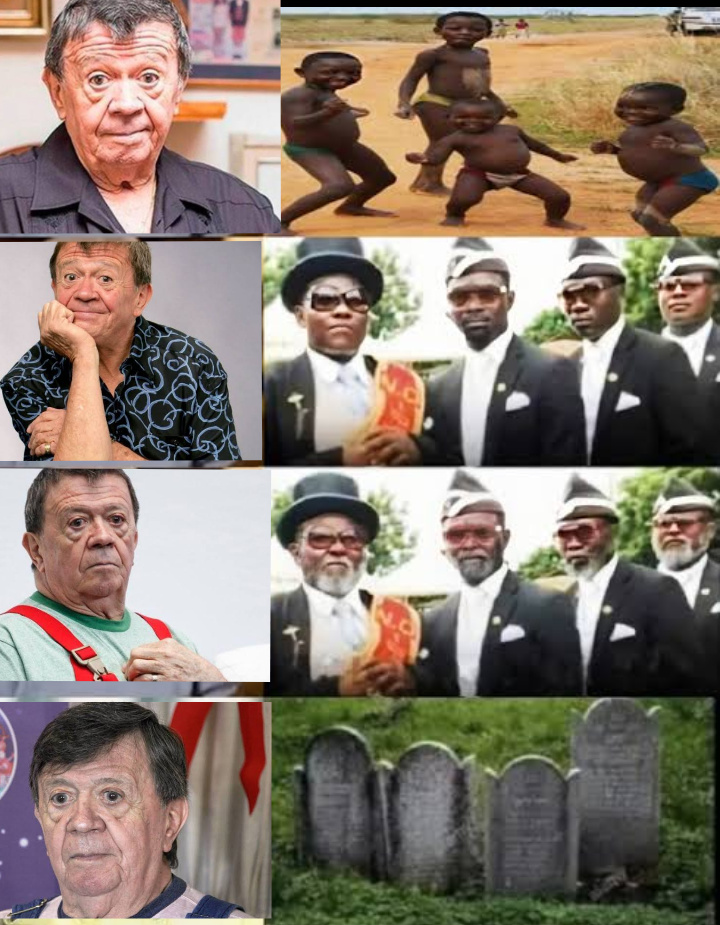 Chabelo- Coffin Dance - meme