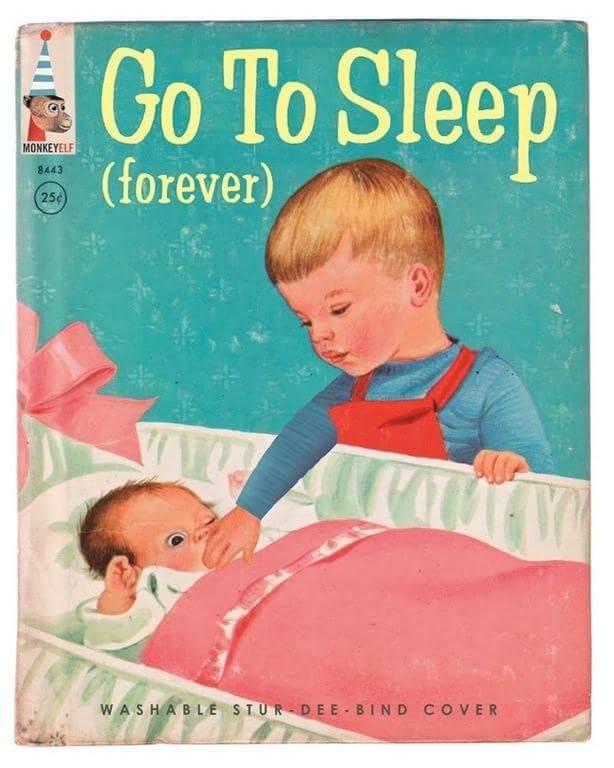 Books for step siblings - meme