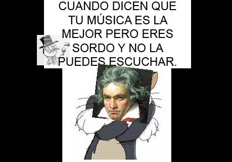 Beethoven. - meme