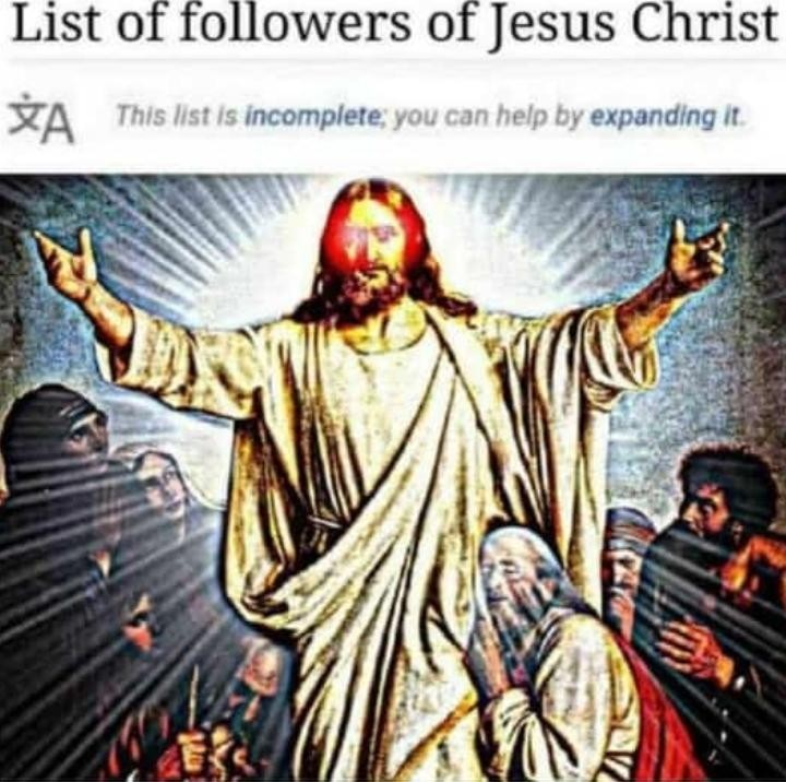 Catolicismo - meme