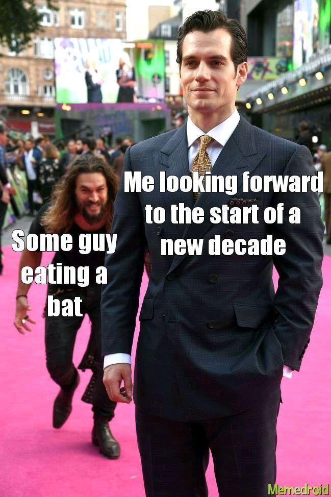 2020 be like - meme