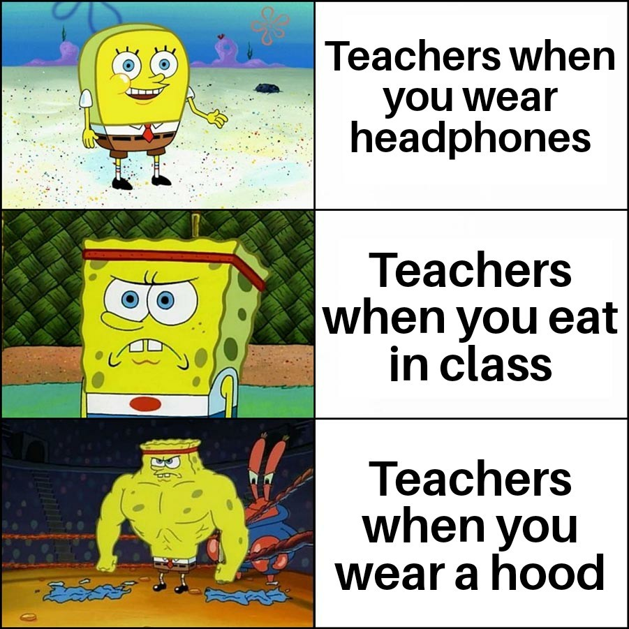 Teacher - meme