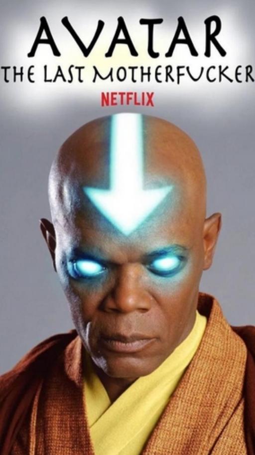 Niggatar: The Last Jailbender - meme