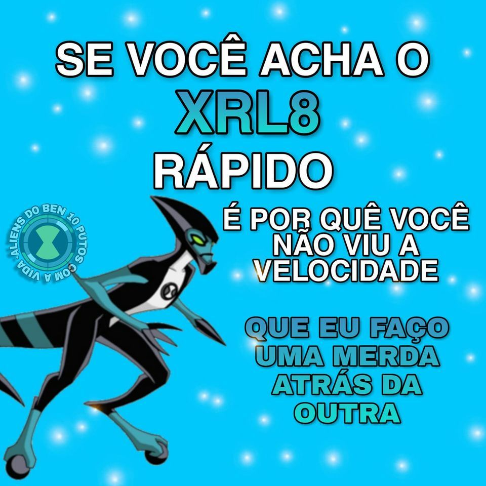 XLR8 - meme