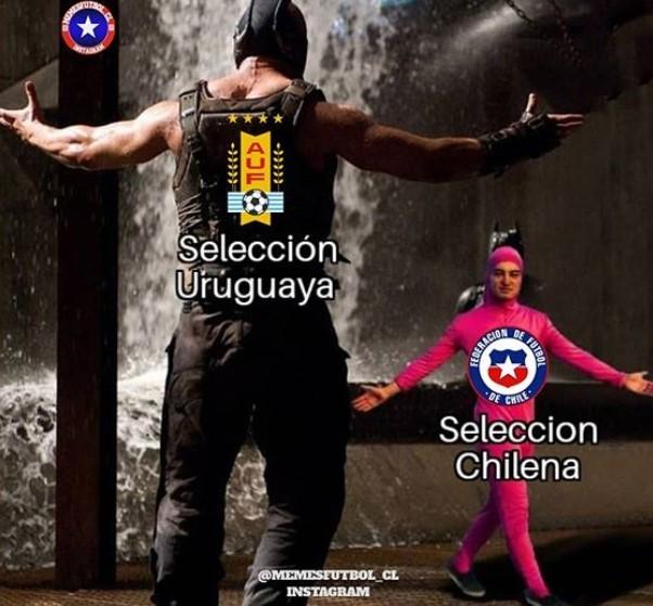 La nación rebelde, contra esa wea - meme