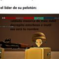 soldado mazorca