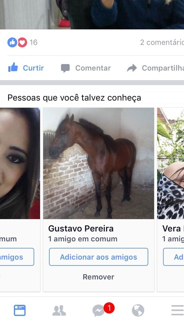 Gustavo Pereira é mto gente boa. - meme