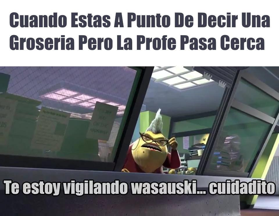 Plantilla Bien Antigua, Sin Marca De Agua - meme