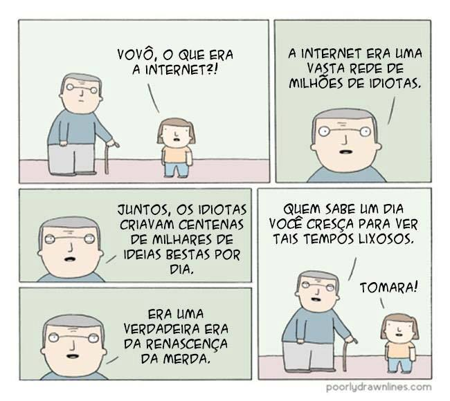 A internet... - meme