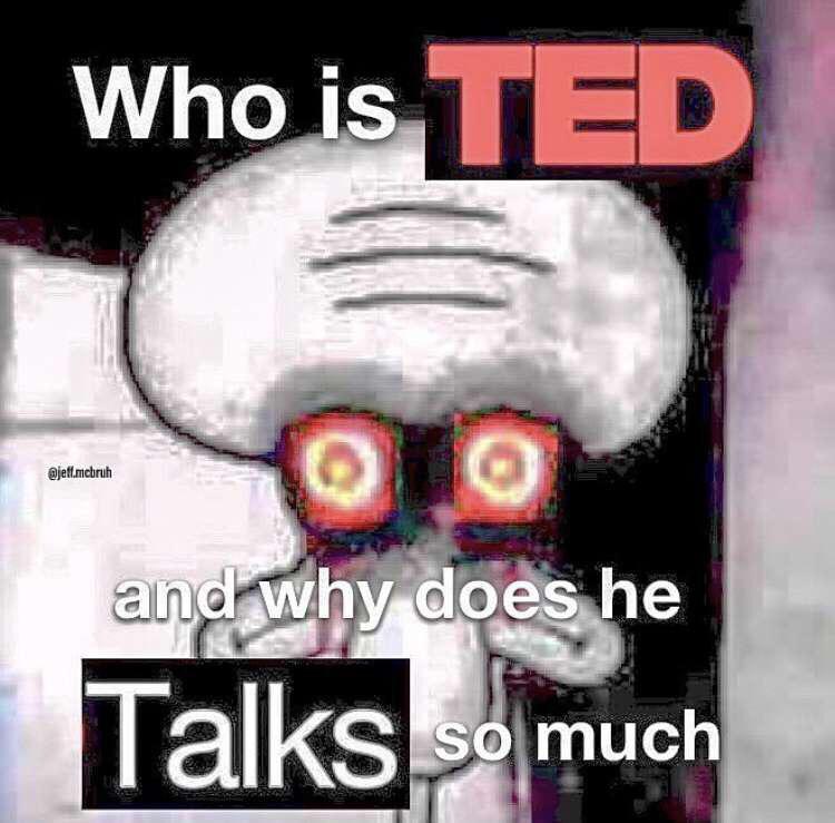 Who is he - meme