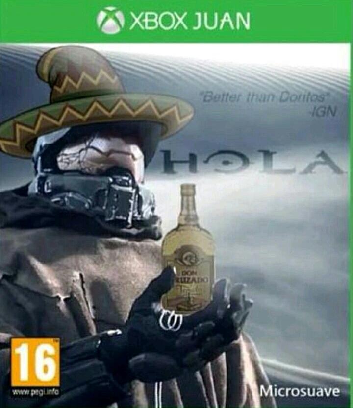Xbox Juan - meme