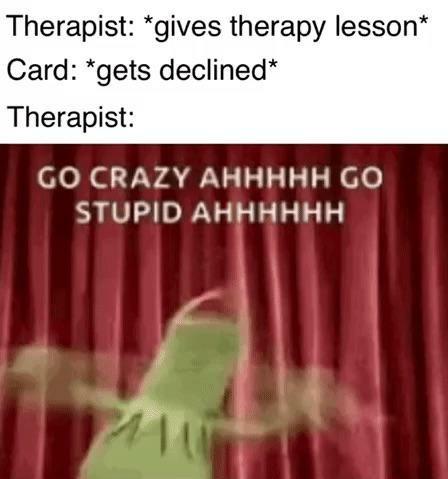 GO CRAZY - meme