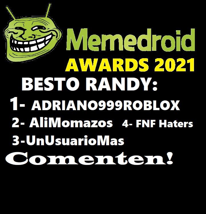Ganadores de los mas hated: Momos_simon y userdroid - meme