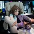 ( ͡° ͜ʖ ͡°) cabeleireira muito boa essa