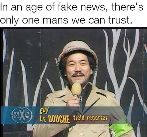 Most trusted - meme