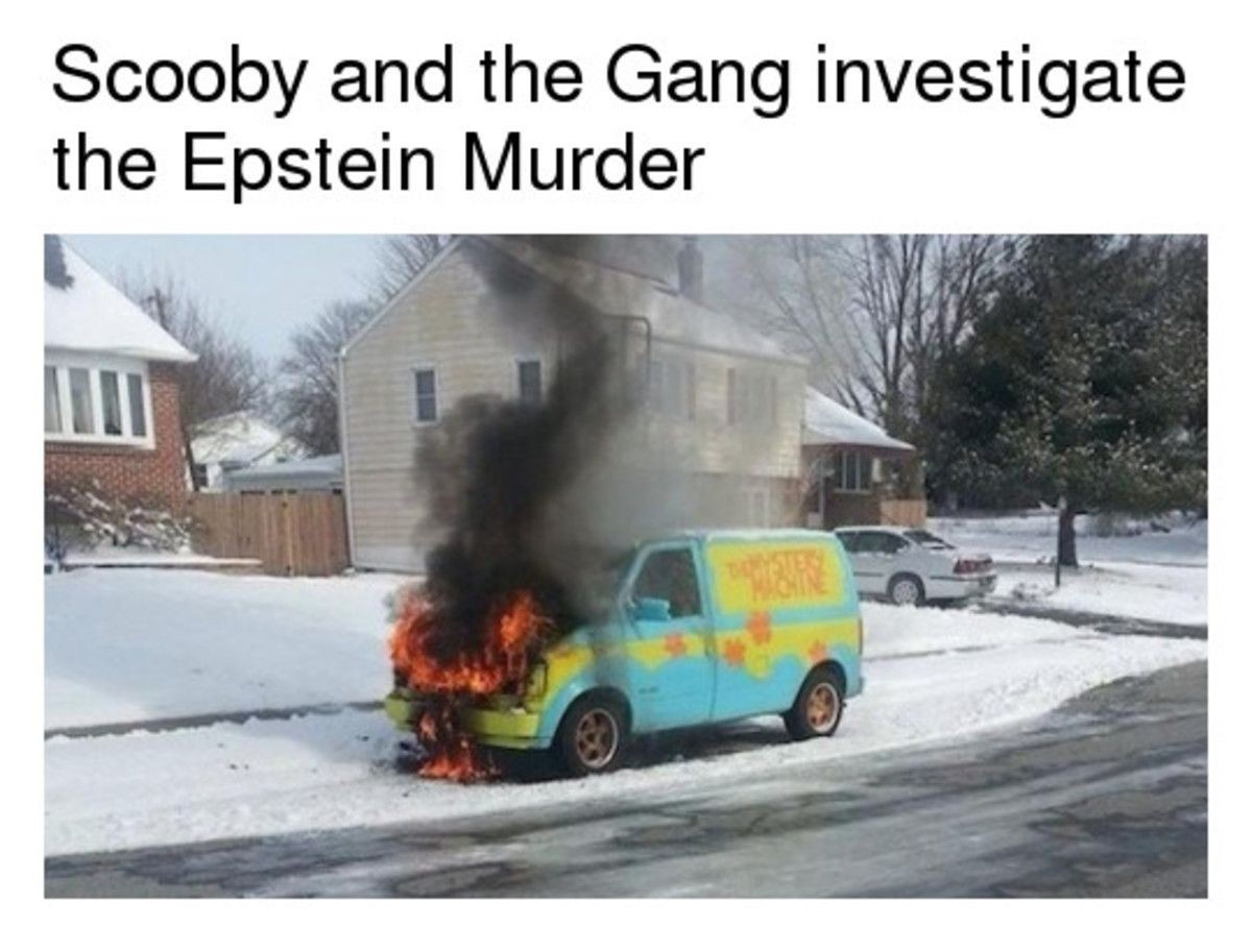 Zoinks Scoob! Like, where are the gang? Scoob? - meme