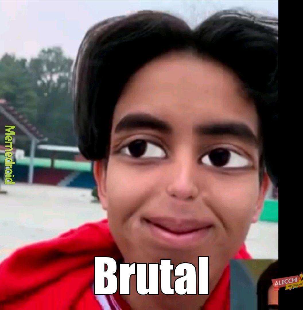 Brutal en HD para vosotros xddd - meme