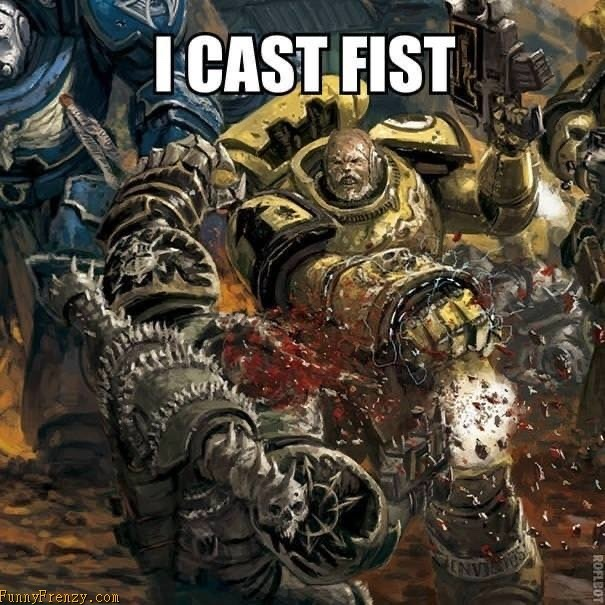 Fist - meme