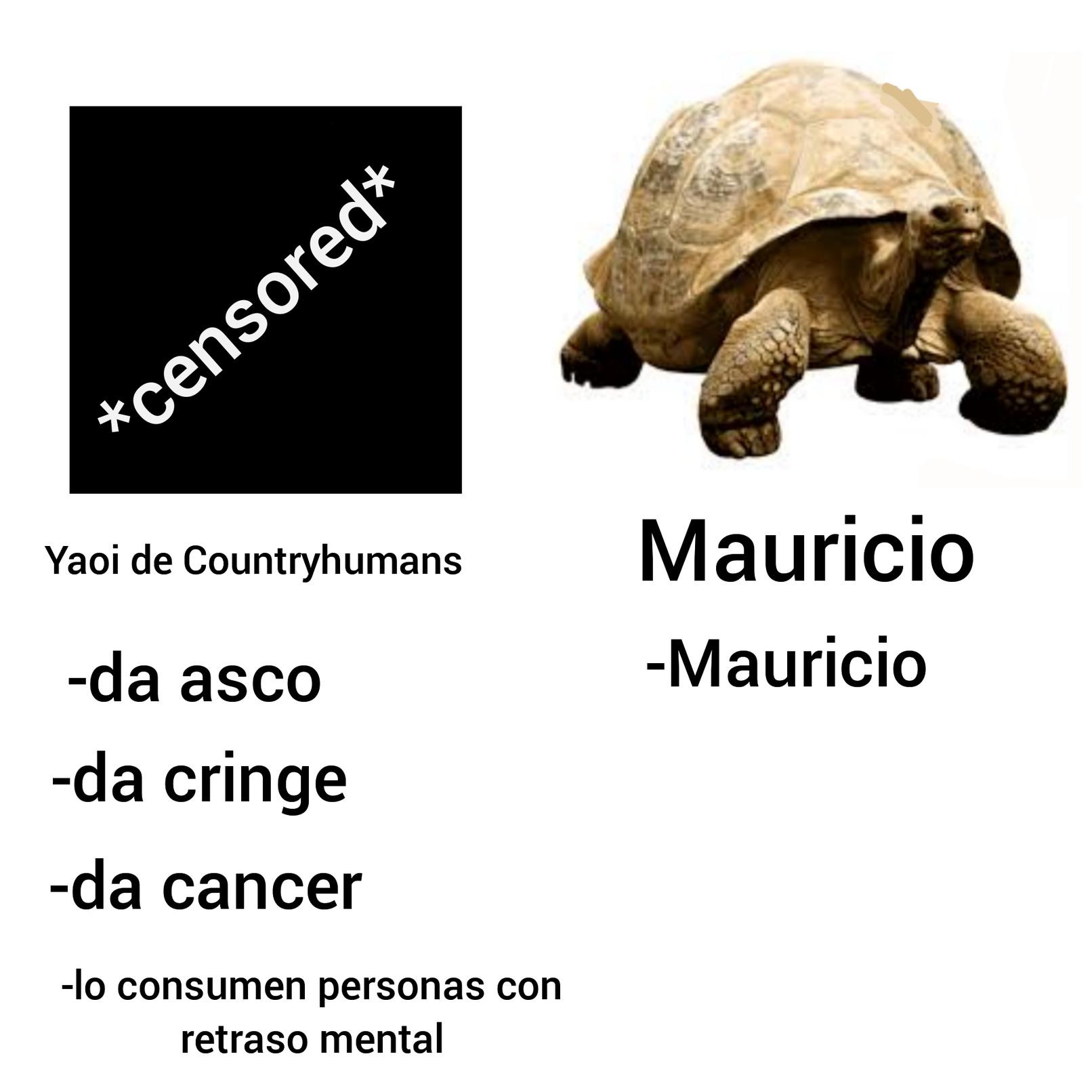 Muricio - meme