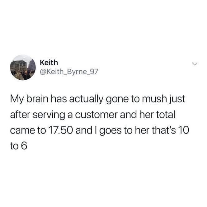 Brain mush - meme