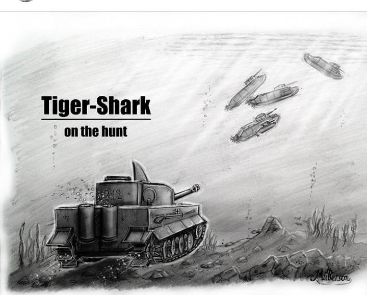 Tiger alert - meme