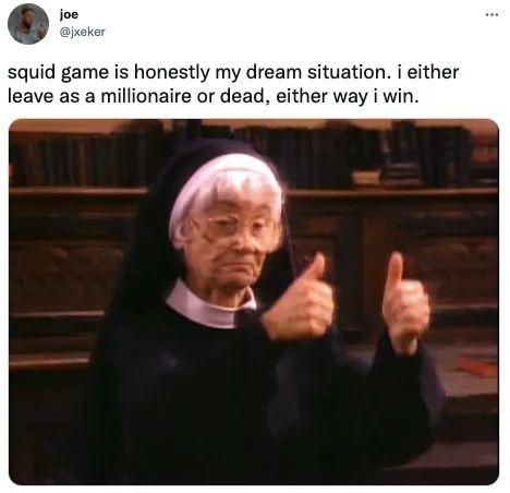 Thumbs up - meme