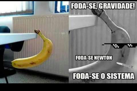 Banana astuta - meme