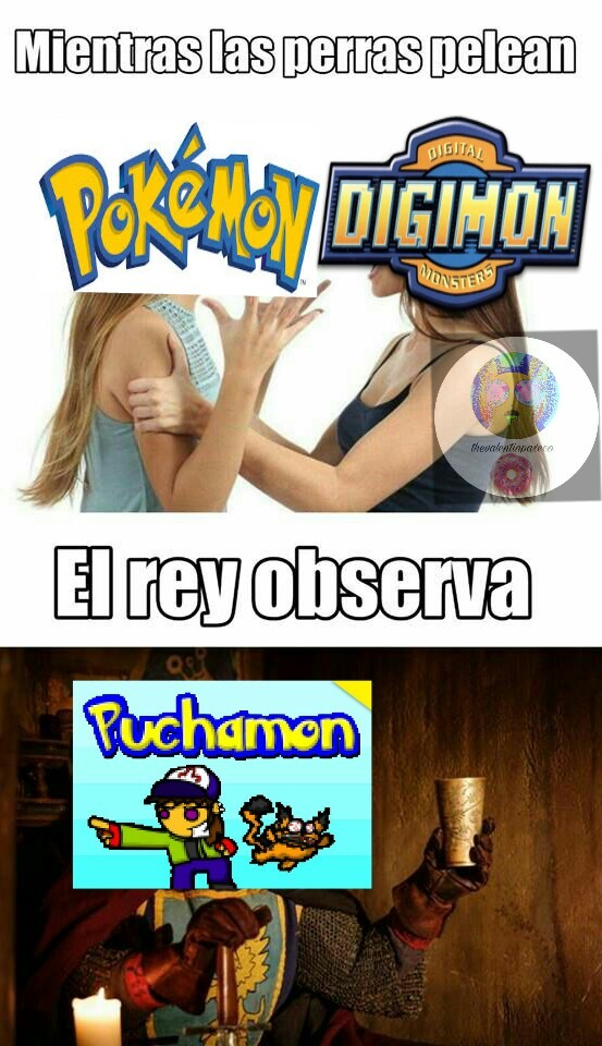 PUCHAMON - meme