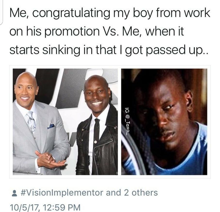 Wait just a minute - meme