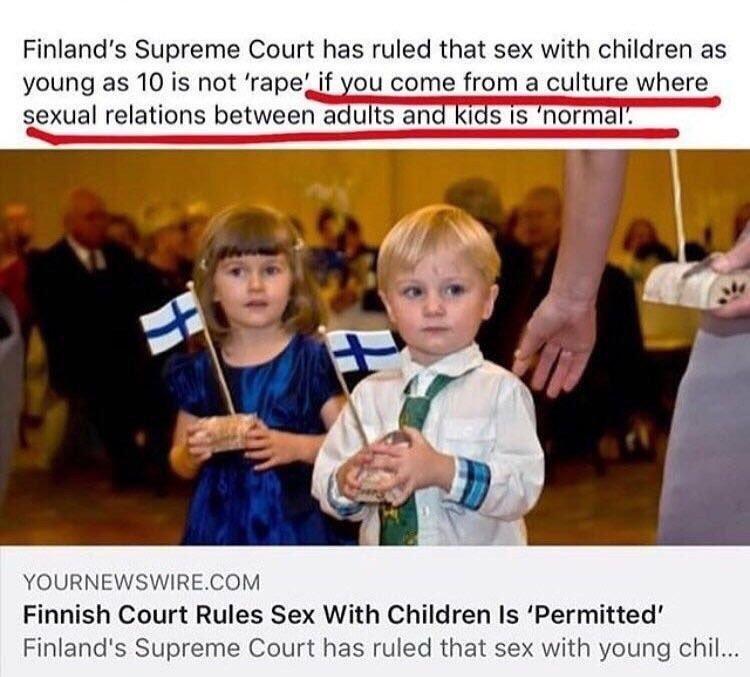 This ain't Finland - meme