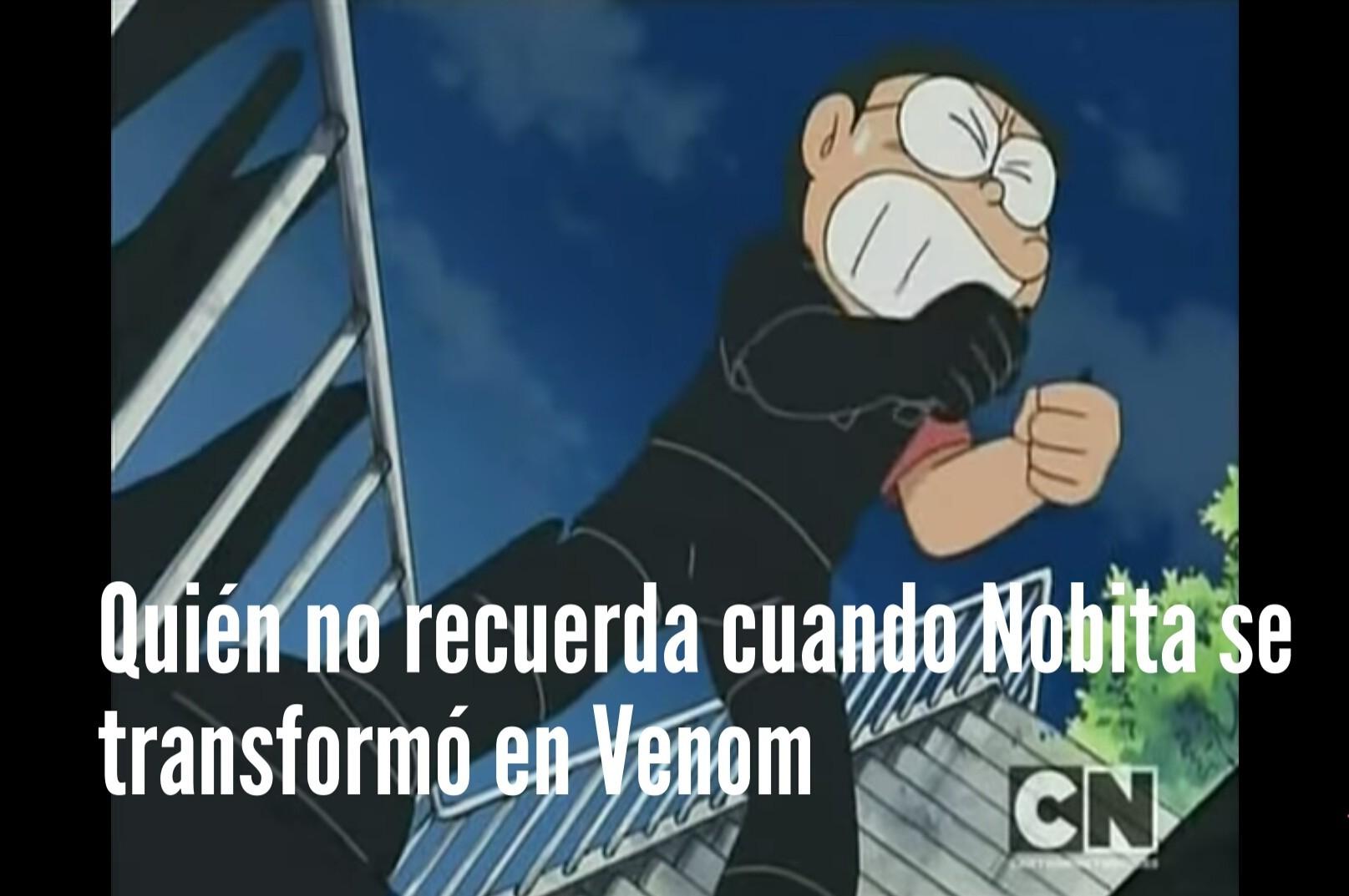 Doraemon lo predijo - meme