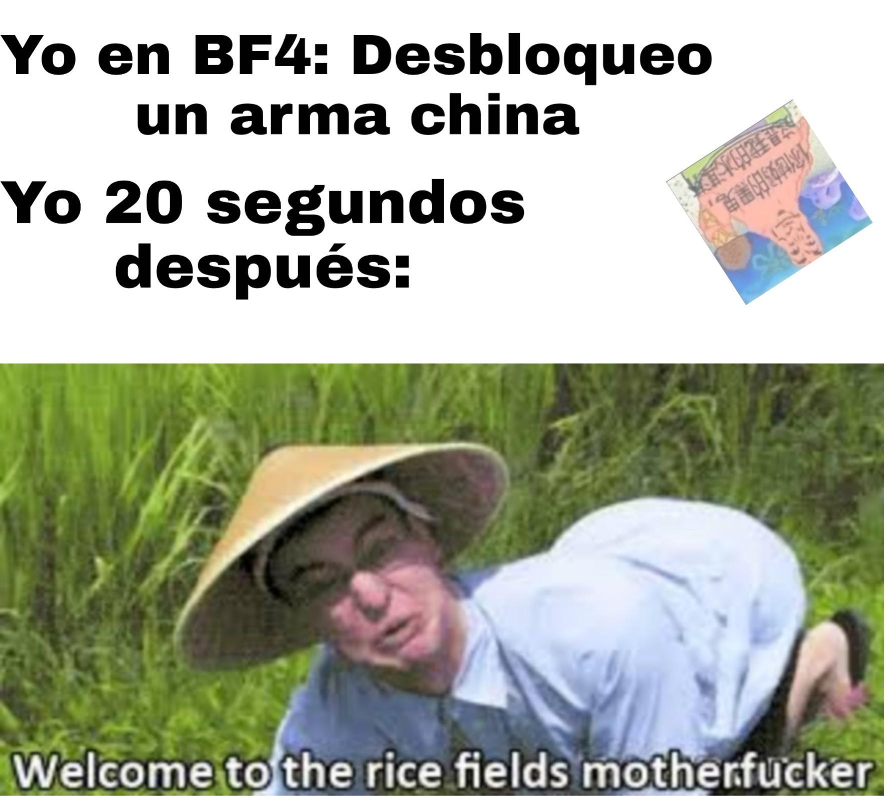 Ahhh Battlefield 4, que juegazo - meme