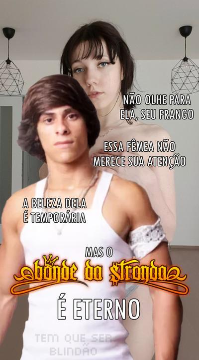 BLINDÃO - meme