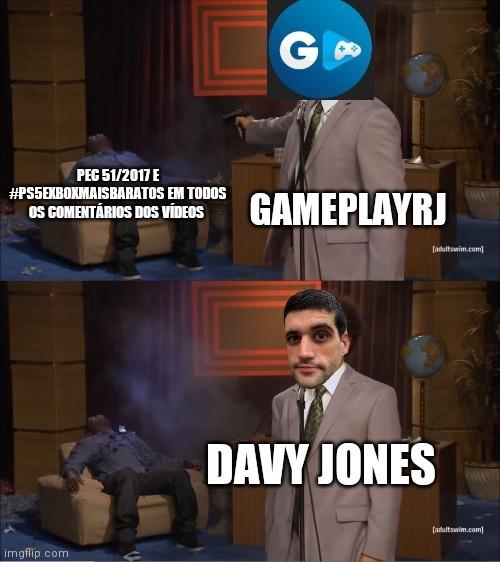 Fala que imposto é foda no console mas não fala do assunto enfim hipocrisia - meme