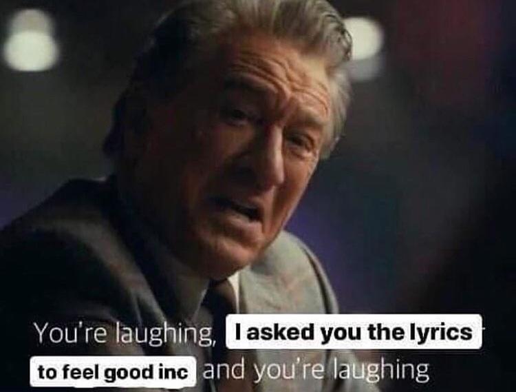 gorillaz - meme
