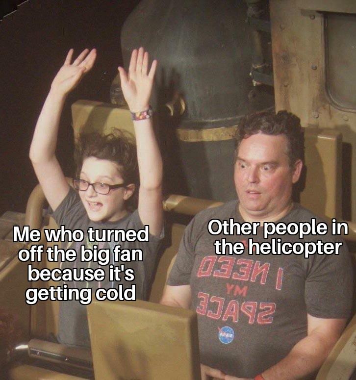 Oh no ... - meme