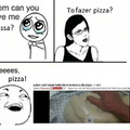 Pizza gozada
