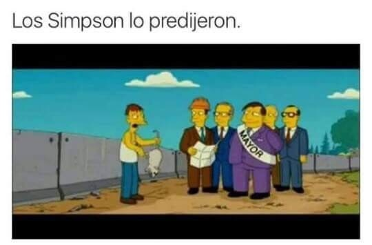 lo predijeron d nuevo :v - meme