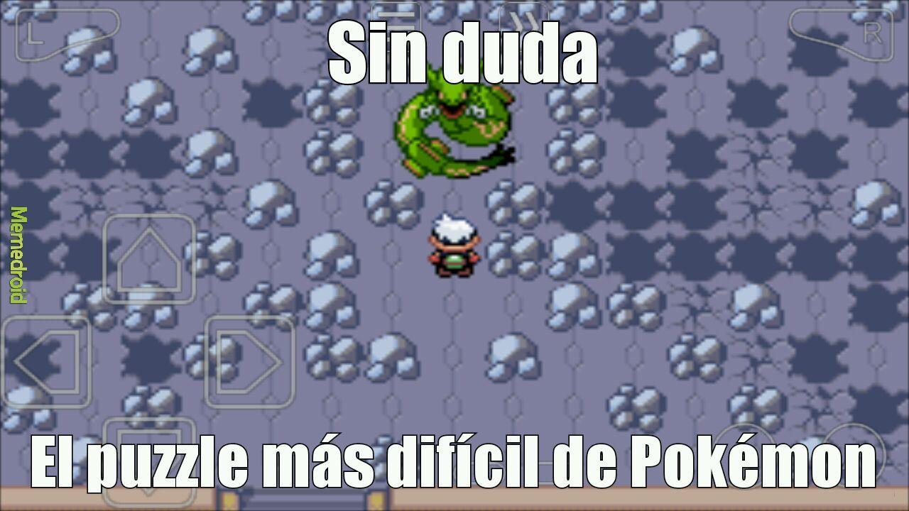 Pokemon esmeralda :'v - meme