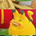 Pikachu use o choque do tro....