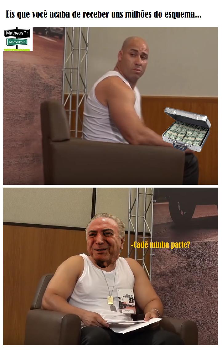 Inserir esquemas - meme
