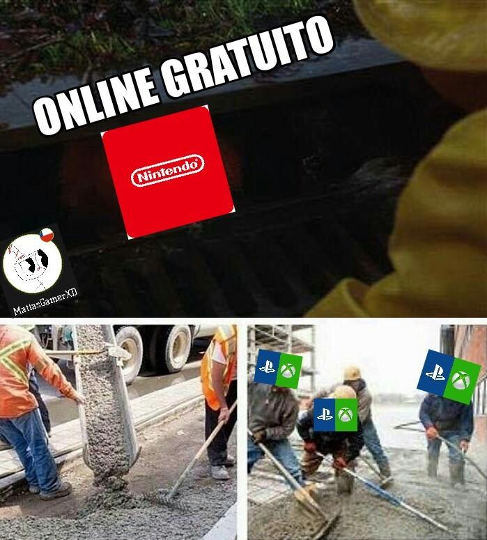 Original, :) recién horneado - meme