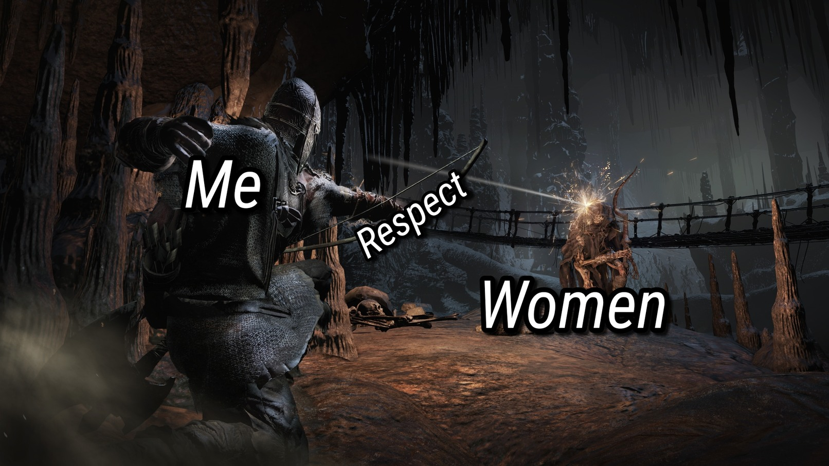 RESPECT EM - meme