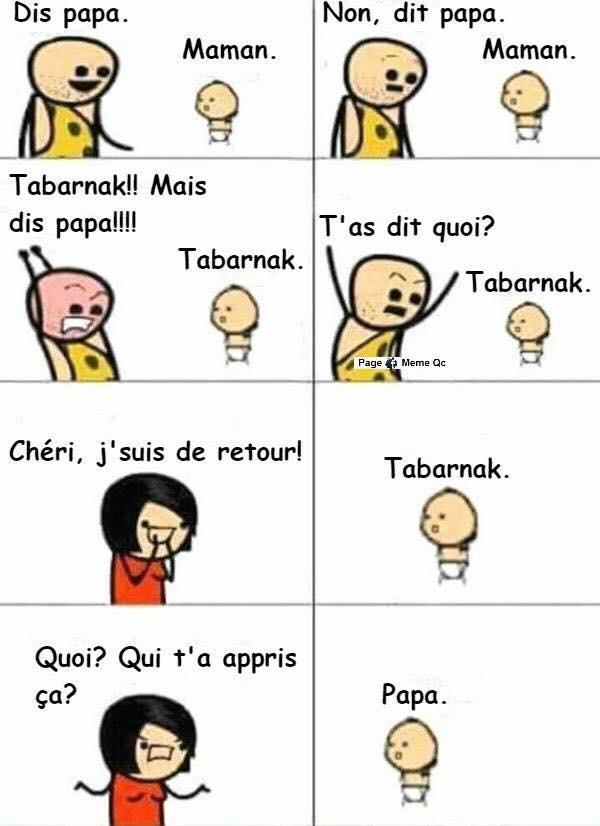 Papa - meme