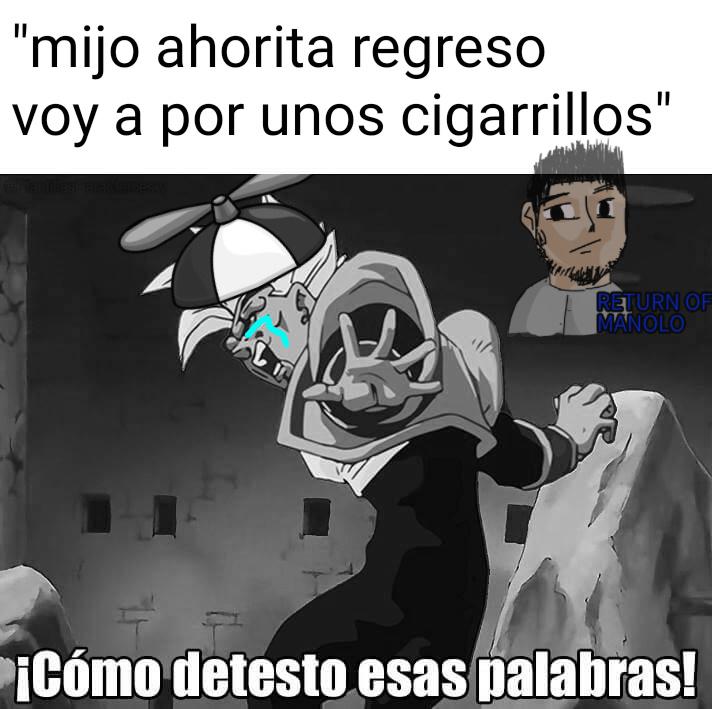 No!! *saca el clorox* - meme