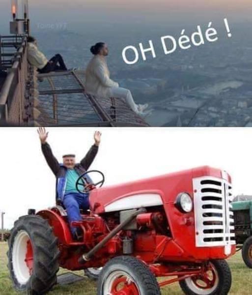 Oh gégé - meme