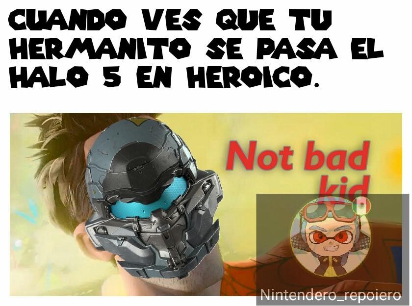 Los héroes nunca mueren... - meme