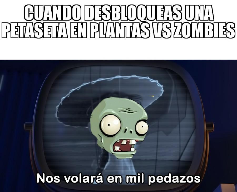 Ese zombie ya esta muerto, no mas no le han avisado - meme